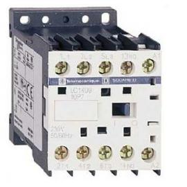 Контактор  6A LC1K0610M7 220/230V AC 50/60Hz 3P AC3 1NO