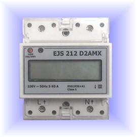 Електромер EJS212D2AMX 5/60A